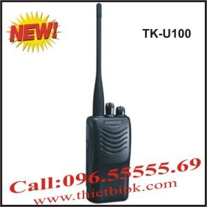 Bộ đàm cầm tay Kenwood TK-U100 VHF